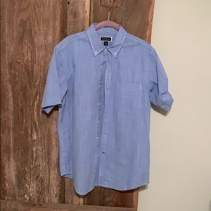 CLUB ROOM Short Sleeve Dress shirt